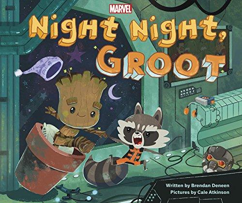 Children's Book Review: Night Night, Groot