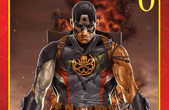 "Comic Review: ""Secret Empire #0"""