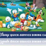 Disney Offering Quick Service Dining Card on Select Packages