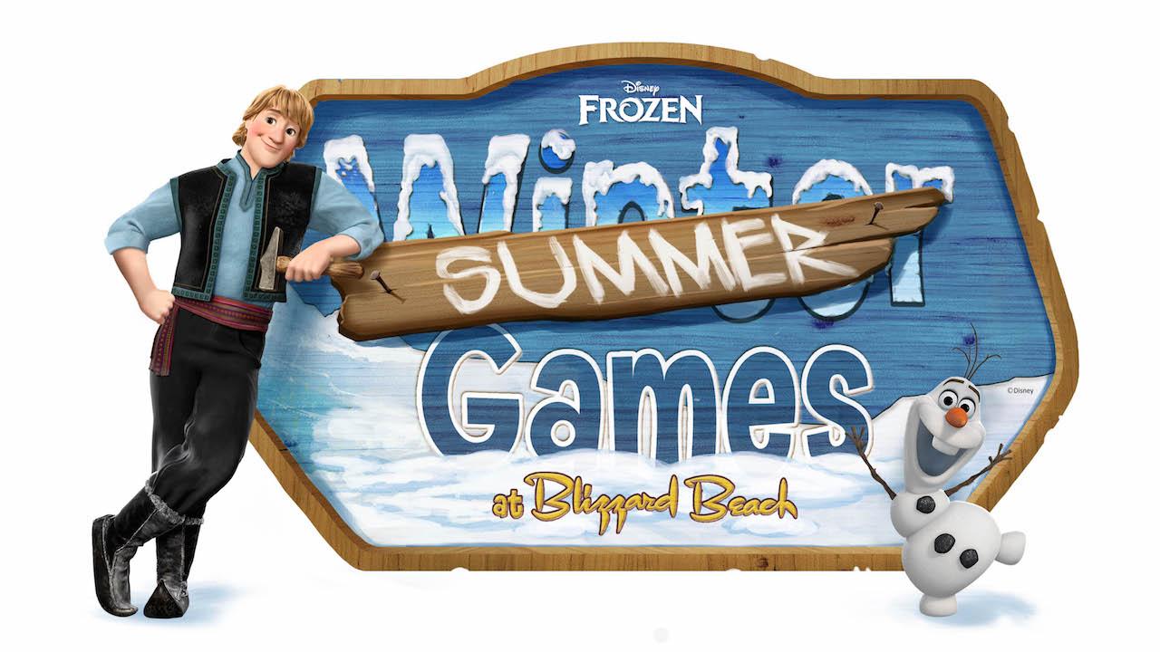 Frozen Summer Games Returning to Blizzard Beach