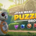 Star Wars: Puzzle Droids Launches