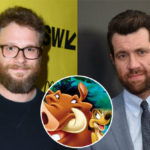 "Seth Rogen and Billy Eichner Reportedly in Talks to Join ""The Lion King"""