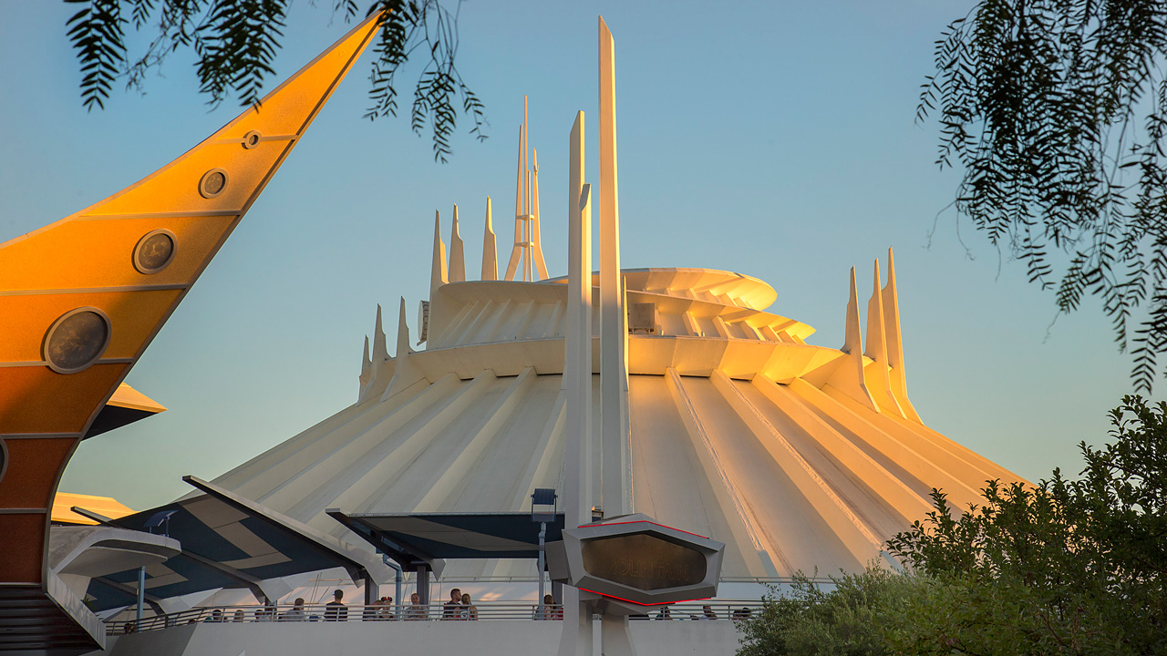 Disneyland's Space Mountain to Return June 1