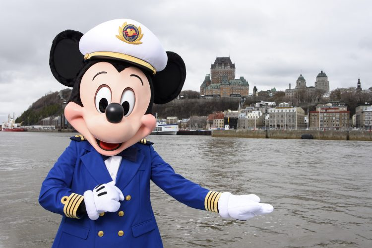 Disney Adds Cruises to Bermuda, Quebec City for Fall 2018