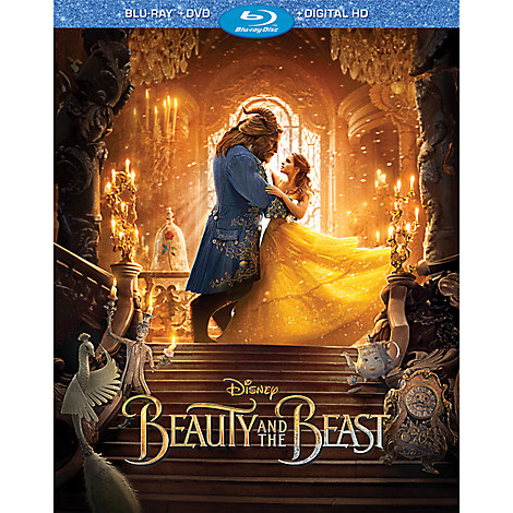 "Disney's Live-Action ""Beauty and the Beast"" Coming to Blu-Ray June 6"