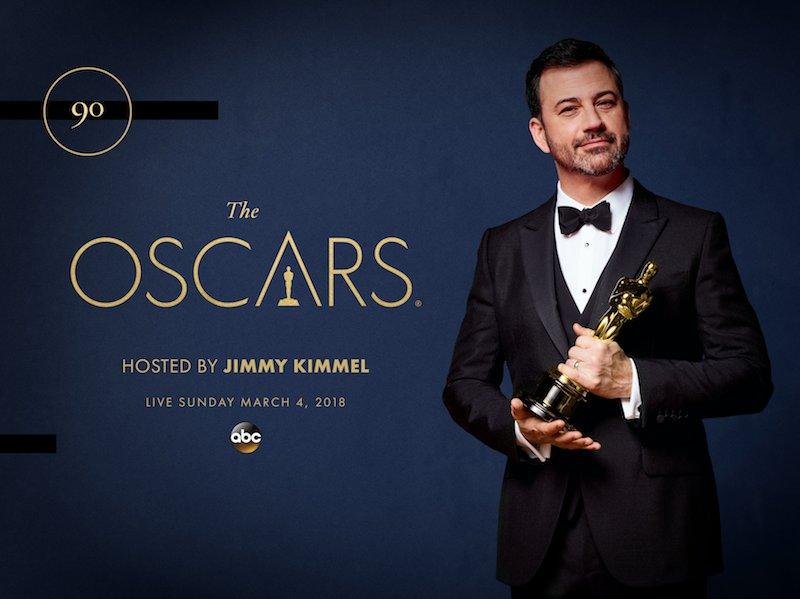 Jimmy Kimmel Returning to Host 90th Oscars