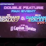 """Guardians of the Galaxy Vol. 2"" Kicks Off at El Capitan with Costumes and Special Guests"
