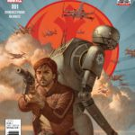 Popular Rogue One Characters Get Their Own Comic Book