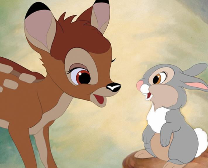 """Leonard Maltin to Host 75th Anniversary Screening of """"Bambi"""""""