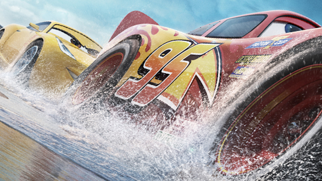 """""""Cars 3"""" Preview Coming to Disney Parks"""