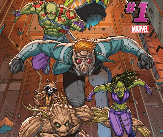 "Comic Review: ""Guardians of the Galaxy - Mission: BREAKOUT! #1"""