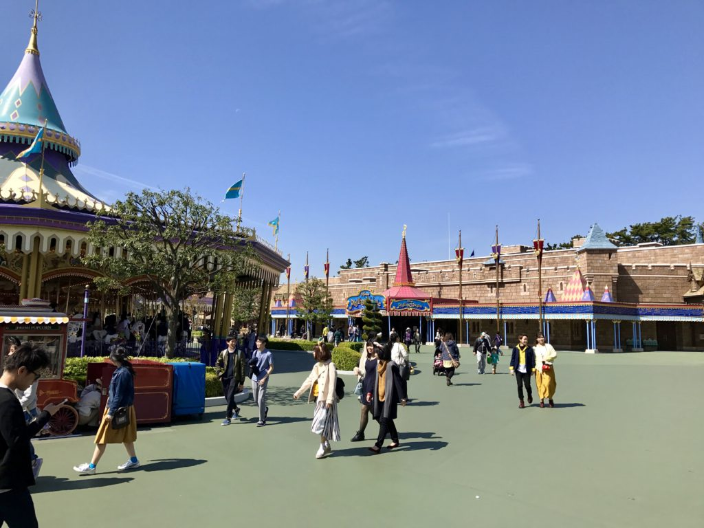 Top Surprises Of Tokyo Disney Resort Laughingplace Com