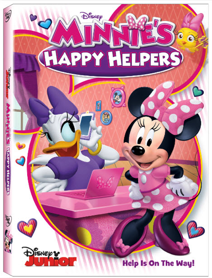Minnie's Happy Helpers Coming to DVD
