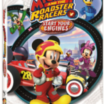 Mickey and the Roadster Racers: Start Your Engines Coming to DVD