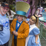 Disneyland Guest Celebrates His 2,000th Day in a Row Visiting the Park