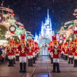 Magic Kingdom to Close at 6pm on Christmas Party Dates