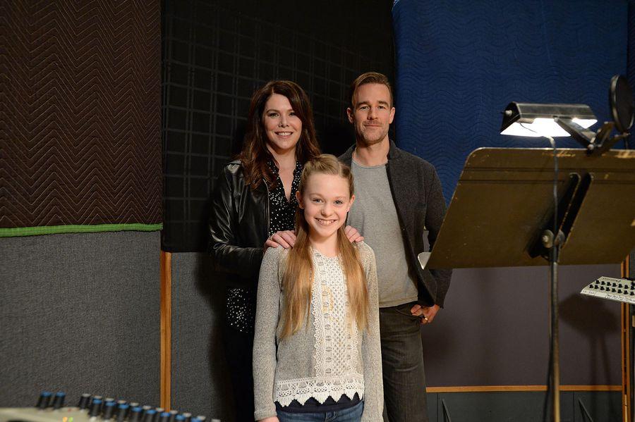 Disney Junior's Vampirina Adds James Van Der Beek and Lauren Graham as Parents
