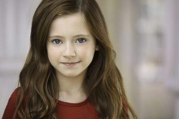 Audrey Bennett (Young Anna)