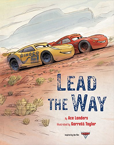 Book Review - Cars 3: Lead the Way