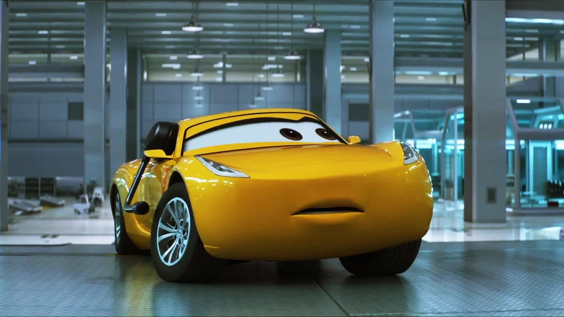 Cars  Movie New Cruz Ramirez