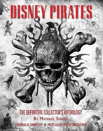 Book Review - Disney Pirates: The Definitive Collector's Anthology