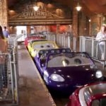"""Cars 3"" Star Cristela Alonzo Quizzes Pixar Fans Riding Radiator Springs Racers"