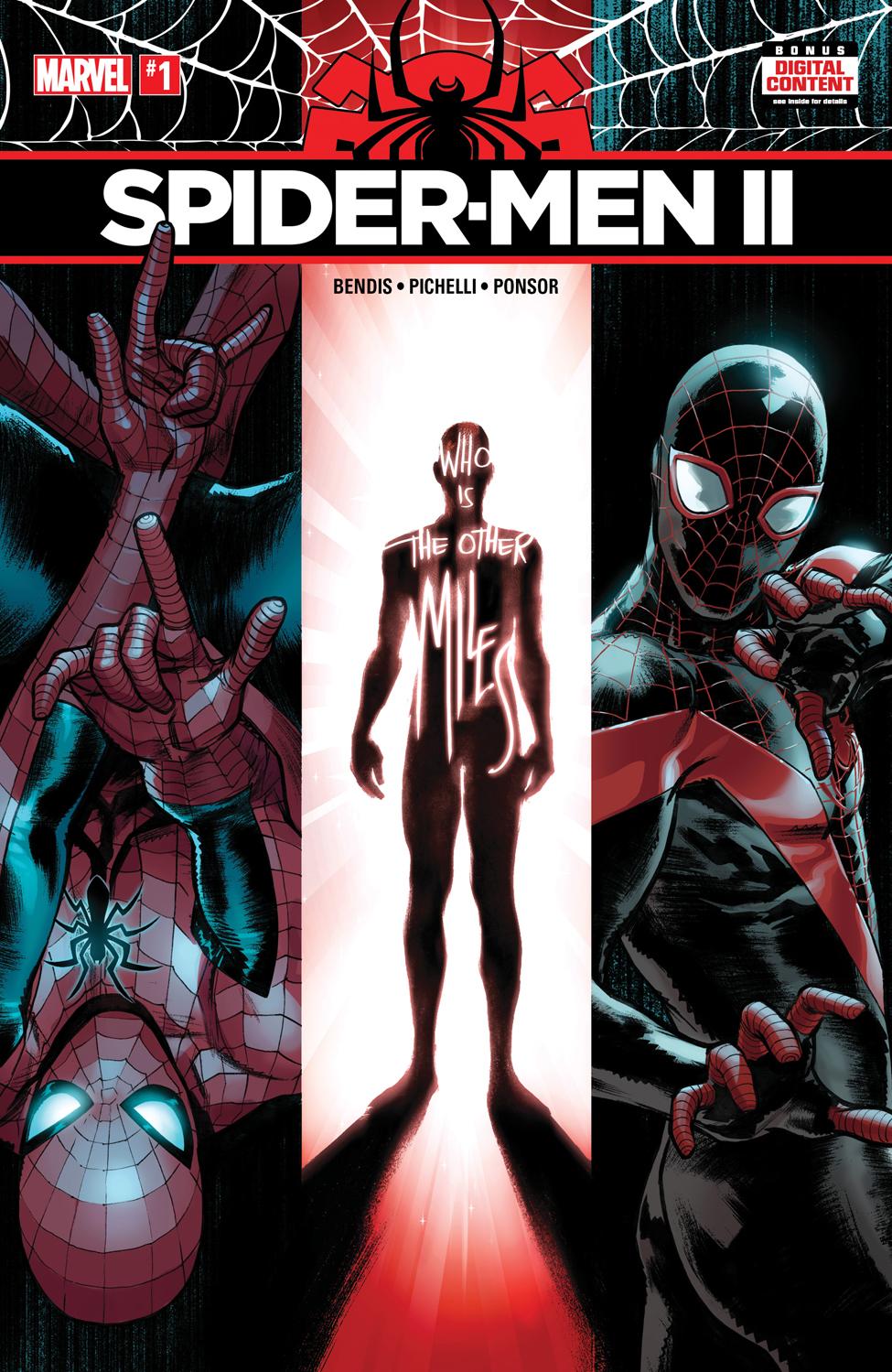 Marvel Previews Spider-Men II