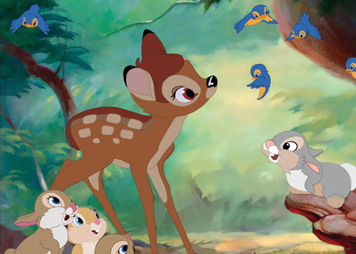 "Meet Donnie Dunagan and Peter Behn — Two of the Voices Behind ""Bambi"""