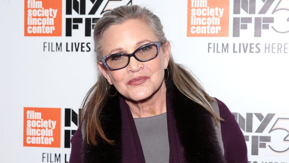Coroner's Report on Carrie Fisher's Death Released
