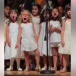 4-Year-Old Goes Viral With All-In Moana Performance