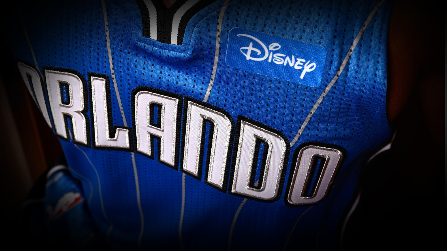 Orlando Magic add Disney logo to jerseys