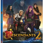 Descendants 2 Announces DVD Release