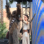 Rey Makes Disney's Hollywood Studios Debut