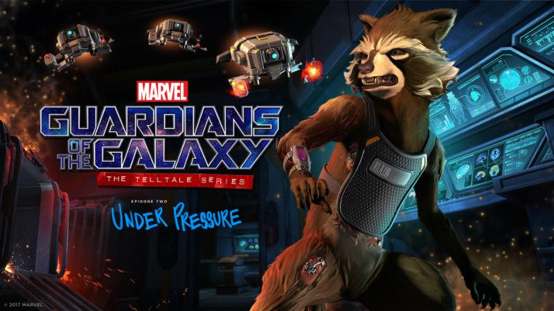 Telltale's Guardians of the Galaxy is getting another episode tomorrow