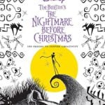 Book Review: Art of Coloring – The Nightmare Before Christmas