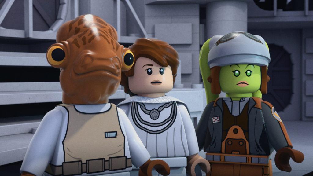 LEGO Star Wars Freemaker Adventures Returns for Season 2 on Monday ...