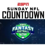 ESPN Announces New Sunday Morning Schedule for NFL Season