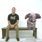 "Disney Research Developing ""Magic Bench"" AR Experience"
