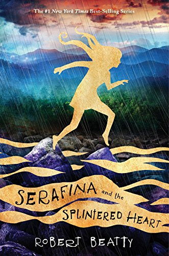 Book Review: Serafina and the Splintered Heart