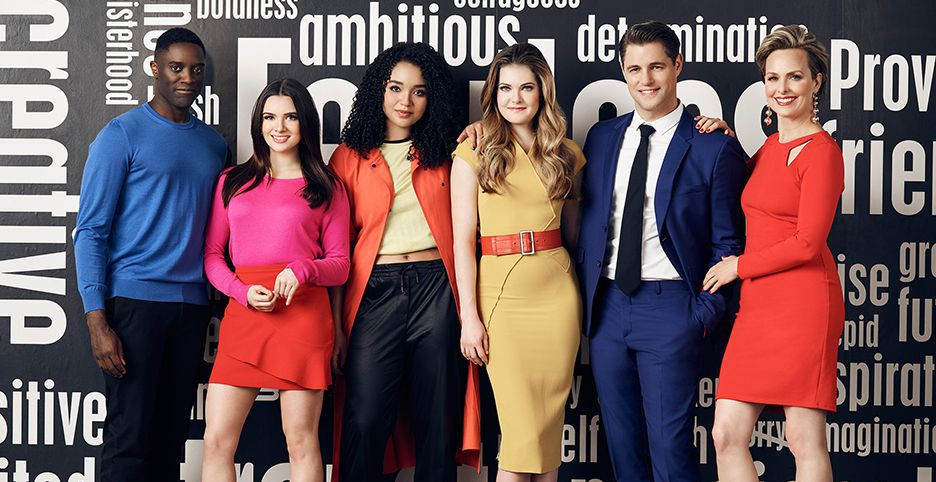 """TV Review: Freeform's """"The Bold Type"""""""