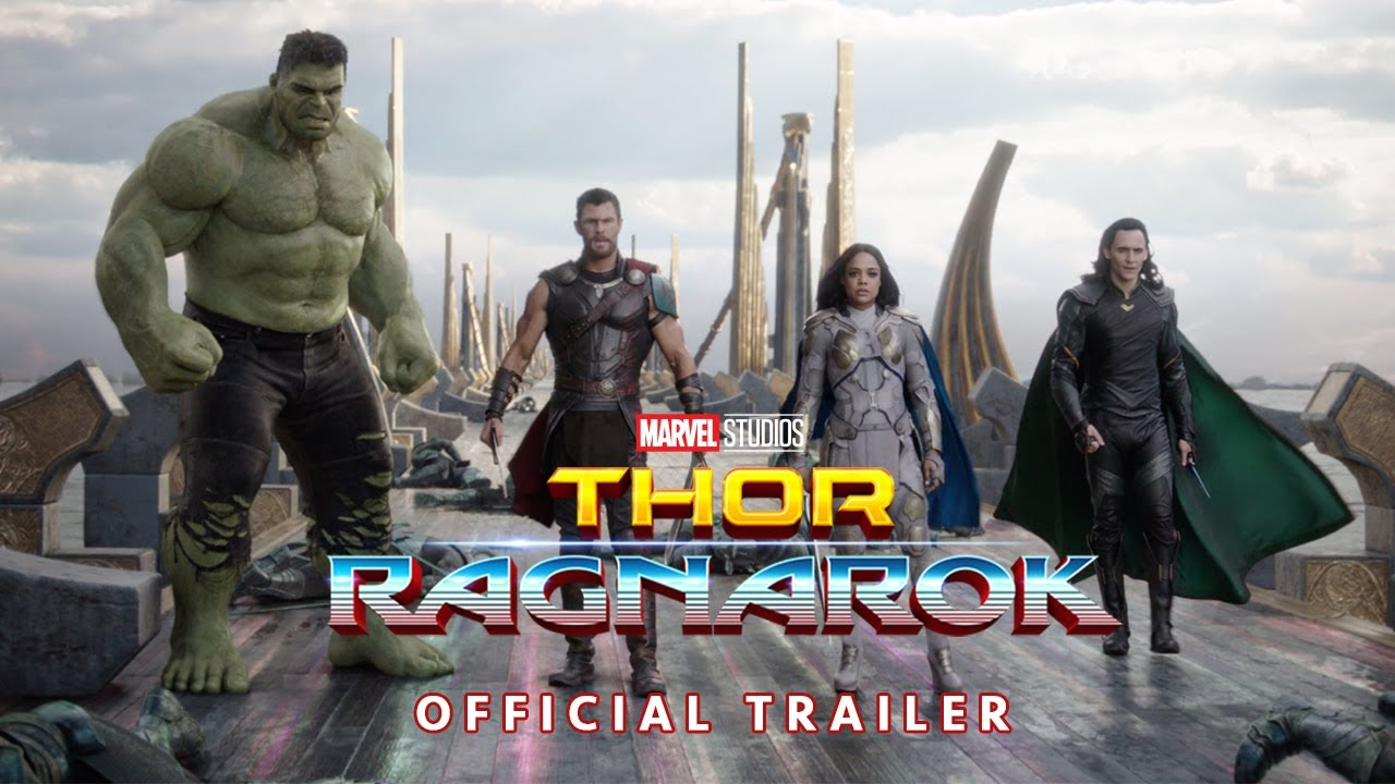 Thor Ragnarok Trailer at San Diego Comic Con