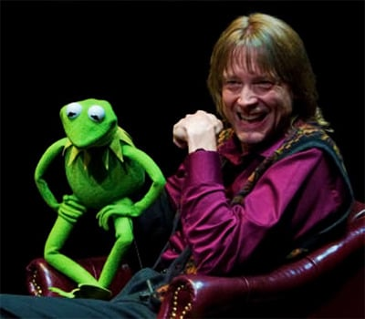 Kermit the Frog is 'losing' his voice