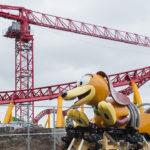 Disney Unveils Slinky Dog Dash Ride Vehicle for National Slinky Day