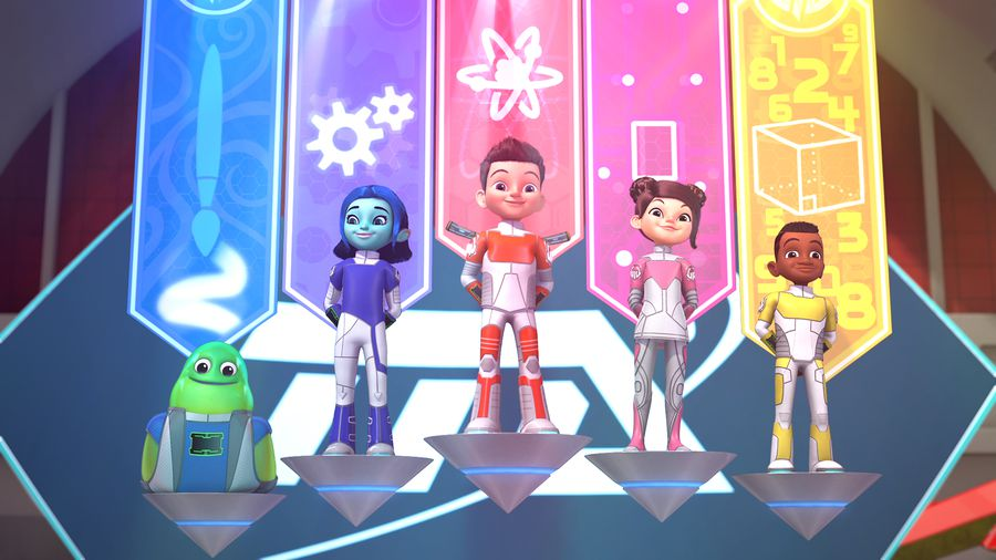 Miles from Tomorrowland Renamed