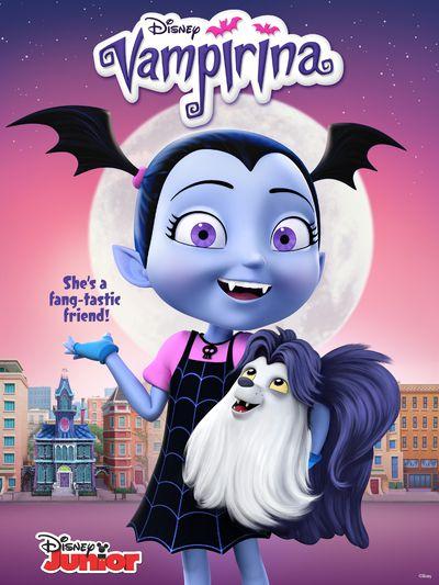 Disney Junior's Vampirina to Debut on October 1 ...