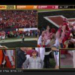 ESPN Kicks Off College Football with Megacast Broadcast