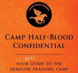 "Book Review: ""Camp Half-Blood Confidential"""