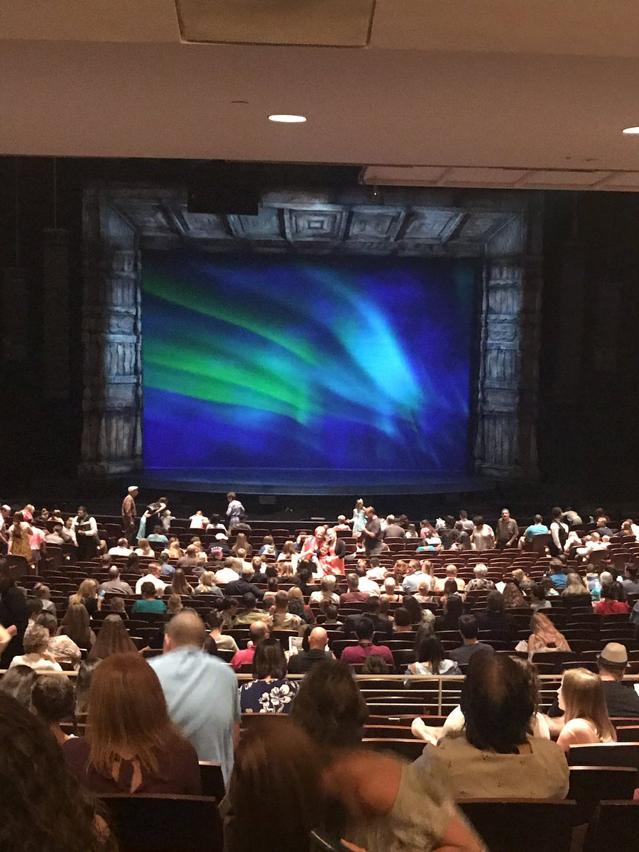 High Early Praise for First Show of Broadway Bound Frozen