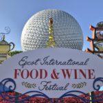 Live Blog: 2017 Epcot International Food and Wine Festival