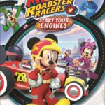 DVD Review – Mickey and the Roadster Racers: Start Your Engines